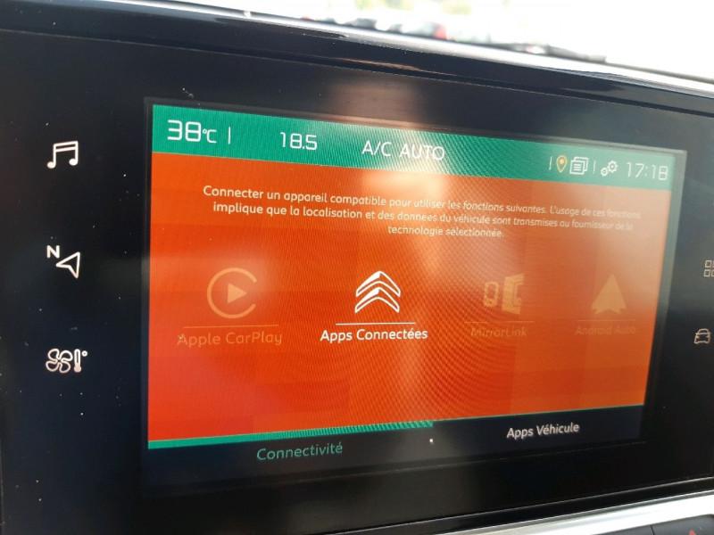 Photo 13 de l'offre de CITROEN C4 CACTUS BLUEHDI 100 FEEL BUSINESS à 11490€ chez Carlyss automobiles Vitré