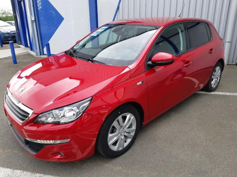 Photo 2 de l'offre de PEUGEOT 308 1.6 BLUEHDI 100CH STYLE S&S 5P à 12790€ chez Carlyss automobiles Vitré