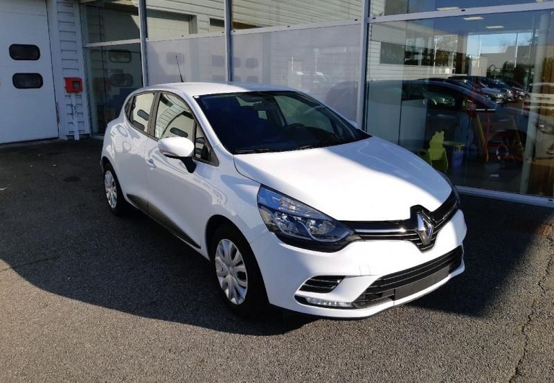 Renault CLIO IV 0.9 TCE 90CH ENERGY ZEN 5P Essence BLANC Occasion à vendre
