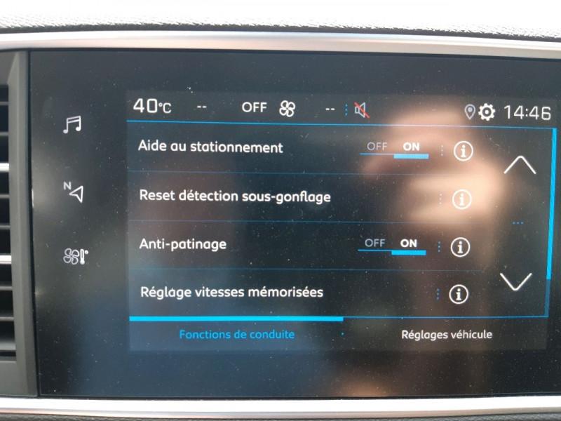 Photo 11 de l'offre de PEUGEOT 308 SW 1.5 BLUEHDI 130CH S&S ALLURE à 20990€ chez Carlyss automobiles Vitré