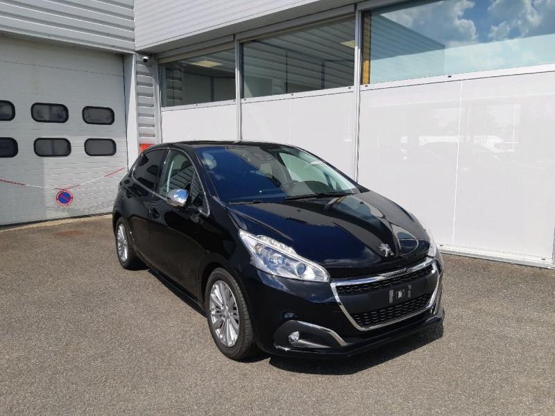 Peugeot 208 1.6 BLUEHDI 120CH ALLURE S&S 5P Diesel NOIR Occasion à vendre