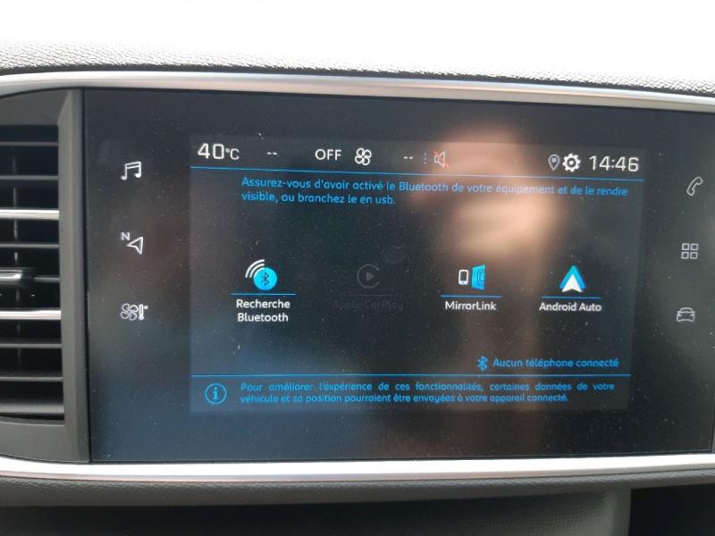 Photo 10 de l'offre de PEUGEOT 308 SW 1.5 BLUEHDI 130CH S&S ALLURE à 20990€ chez Carlyss automobiles Vitré