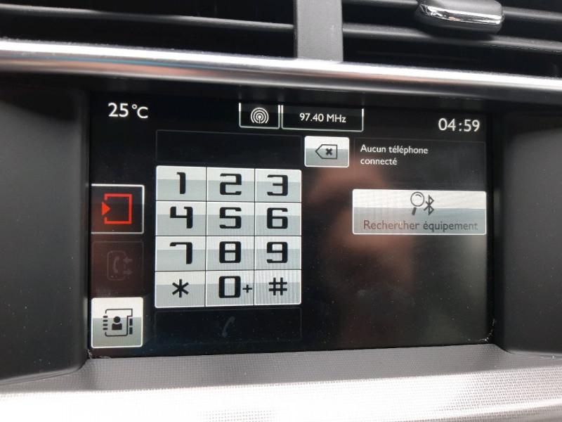 Photo 13 de l'offre de CITROEN C4 BLUEHDI 120CH MILLENIUM BUSINESS S&S à 11990€ chez Carlyss automobiles Vitré
