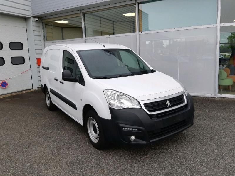 Peugeot PARTNER 121 L2 1.6 BLUEHDI 100 CONFORT Diesel BLANC Occasion à vendre