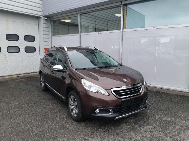 Peugeot 2008 1.6 E-HDI115 FAP ALLURE Diesel RICH OAK Occasion à vendre