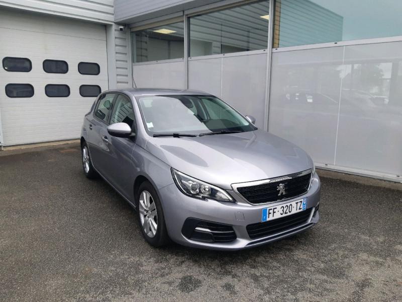 Peugeot 308 1.5 BLUEHDI 100CH E6.C S&S ACTIVE Diesel GRIS ARTENSE Occasion à vendre