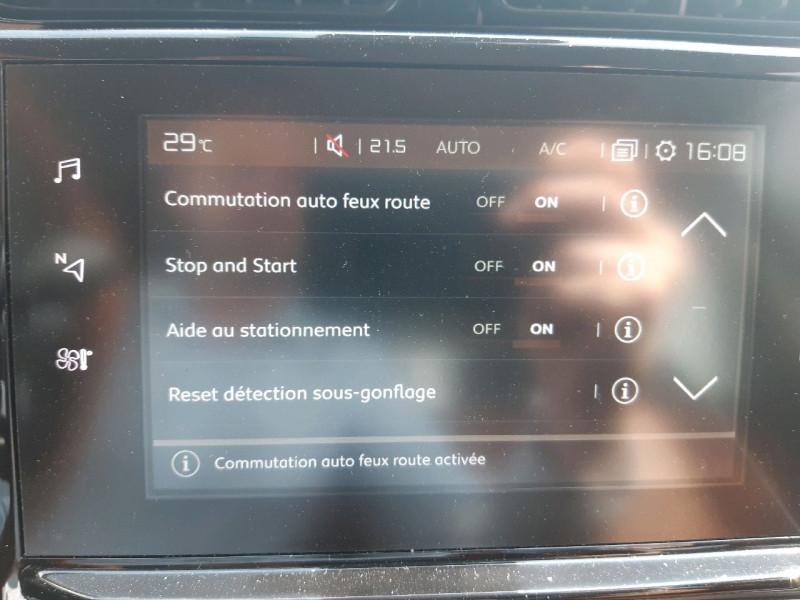 Photo 19 de l'offre de CITROEN C3 AIRCROSS BLUEHDI 100CH S&S SHINE E6.D-TEMP à 14790€ chez Carlyss automobiles Vitré