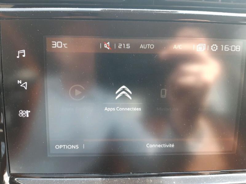 Photo 21 de l'offre de CITROEN C3 AIRCROSS BLUEHDI 100CH S&S SHINE E6.D-TEMP à 14790€ chez Carlyss automobiles Vitré