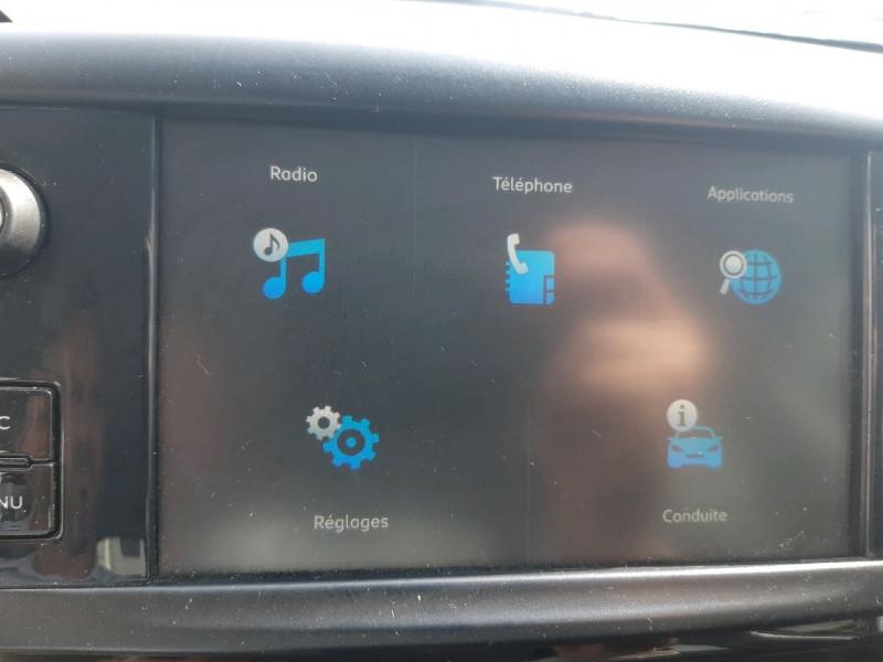 Photo 16 de l'offre de PEUGEOT 208 1.2 PURETECH 68CH ACTIVE 5P à 9490€ chez Carlyss automobiles Vitré