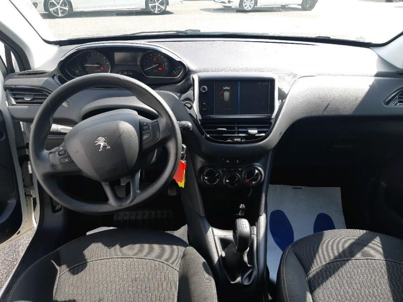 Photo 10 de l'offre de PEUGEOT 208 1.2 PURETECH 68CH ACTIVE 5P à 9490€ chez Carlyss automobiles Vitré