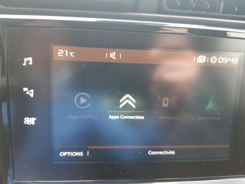 Photo 20 de l'offre de CITROEN C3 AIRCROSS BLUEHDI 120CH S&S SHINE à 16490€ chez Carlyss automobiles Vitré