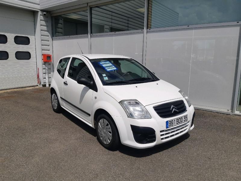 Photo 1 de l'offre de CITROEN C2 1.1I PACK AMBIANCE à 4290€ chez Carlyss automobiles Vitré