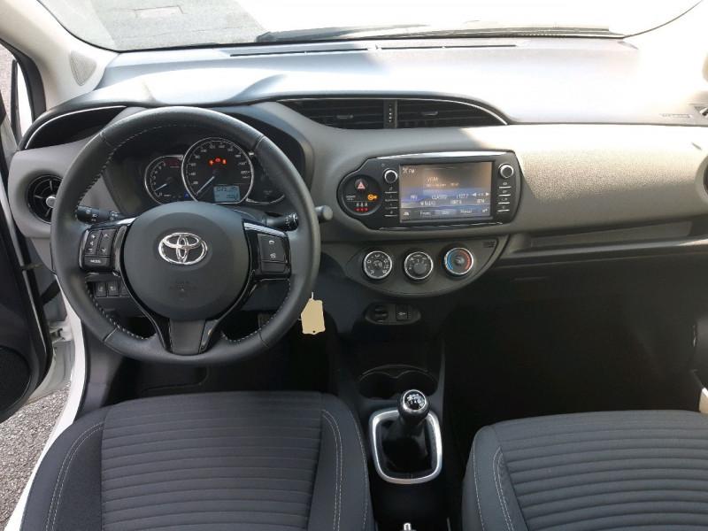 Photo 7 de l'offre de TOYOTA YARIS 69 VVT-I FRANCE 5P à 9990€ chez Carlyss automobiles Vitré