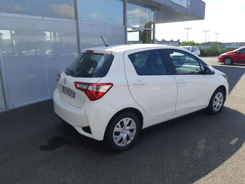 Photo 3 de l'offre de TOYOTA YARIS 69 VVT-I FRANCE 5P à 9990€ chez Carlyss automobiles Vitré