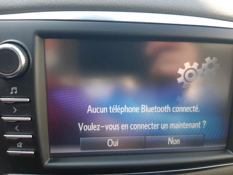 Photo 11 de l'offre de TOYOTA YARIS 69 VVT-I FRANCE 5P à 9990€ chez Carlyss automobiles Vitré