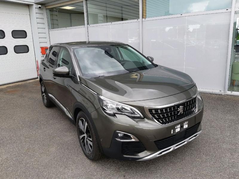 Peugeot 3008 2.0 BLUEHDI 150CH ALLURE S&S Diesel GRIS AMAZONITE Occasion à vendre