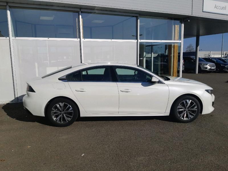 Photo 2 de l'offre de PEUGEOT 508 BLUEHDI 160CH S&S ALLURE EAT8 à 24990€ chez Carlyss automobiles Vitré