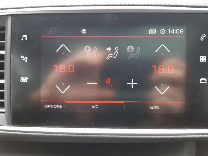 Photo 16 de l'offre de PEUGEOT 308 SW 2.0 BLUEHDI 180CH S&S GT EAT8 à 22490€ chez Carlyss automobiles Vitré