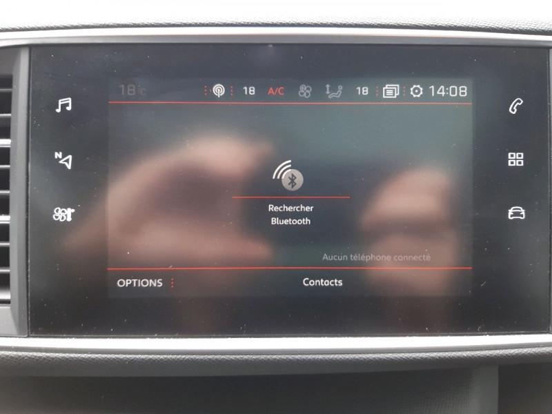 Photo 18 de l'offre de PEUGEOT 308 SW 2.0 BLUEHDI 180CH S&S GT EAT8 à 22490€ chez Carlyss automobiles Vitré