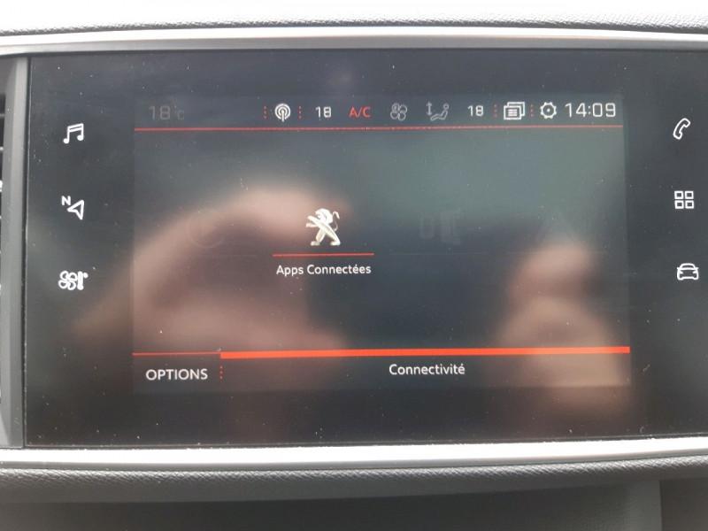 Photo 19 de l'offre de PEUGEOT 308 SW 2.0 BLUEHDI 180CH S&S GT EAT8 à 22490€ chez Carlyss automobiles Vitré