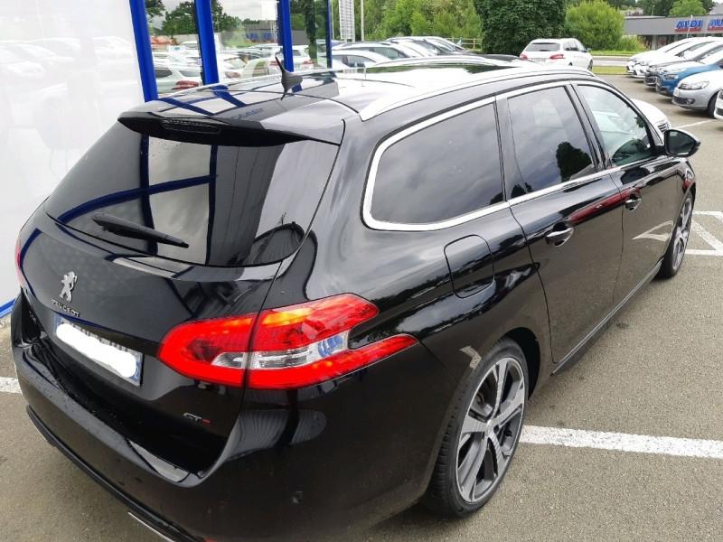 Photo 3 de l'offre de PEUGEOT 308 SW 2.0 BLUEHDI 180CH S&S GT EAT8 à 22490€ chez Carlyss automobiles Vitré