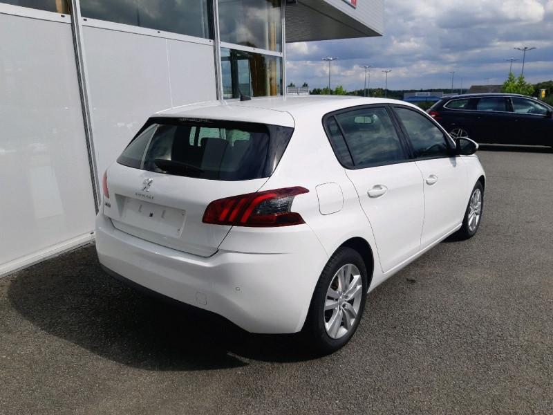 Photo 3 de l'offre de PEUGEOT 308 1.5 BLUEHDI 130CH S&S ACTIVE BUSINESS à 14490€ chez Carlyss automobiles Vitré