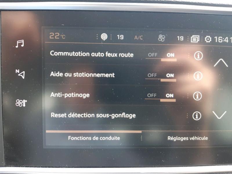 Photo 18 de l'offre de PEUGEOT 308 1.5 BLUEHDI 130CH S&S ACTIVE BUSINESS à 14490€ chez Carlyss automobiles Vitré
