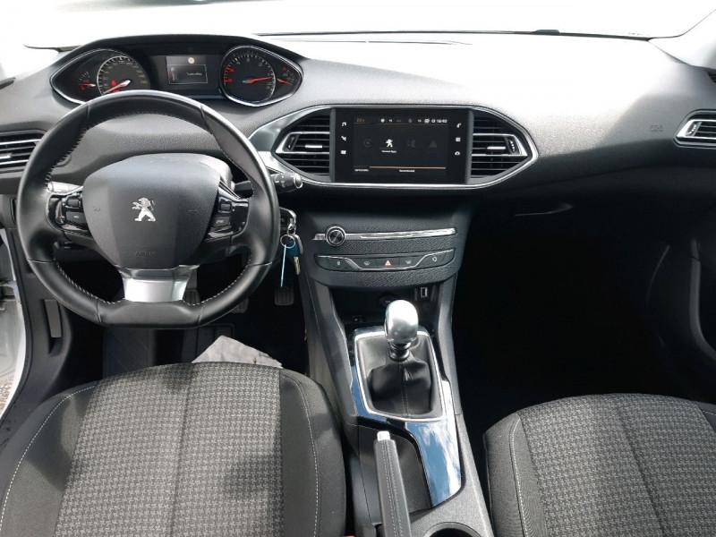 Photo 11 de l'offre de PEUGEOT 308 1.5 BLUEHDI 130CH S&S ACTIVE BUSINESS à 14490€ chez Carlyss automobiles Vitré