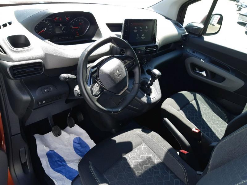 Photo 9 de l'offre de PEUGEOT RIFTER BLUEHDI 130CH S&S STANDARD ACTIVE à 22490€ chez Carlyss automobiles Vitré