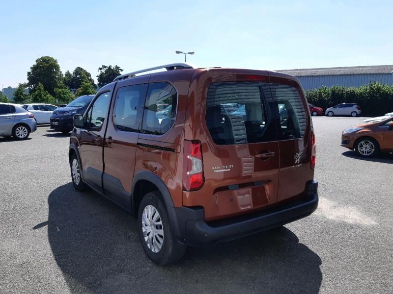 Photo 5 de l'offre de PEUGEOT RIFTER BLUEHDI 130CH S&S STANDARD ACTIVE à 22490€ chez Carlyss automobiles Vitré