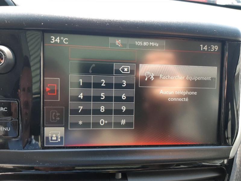Photo 20 de l'offre de PEUGEOT 2008 1.2 PURETECH 110CH GT LINE S&S à 13490€ chez Carlyss automobiles Vitré