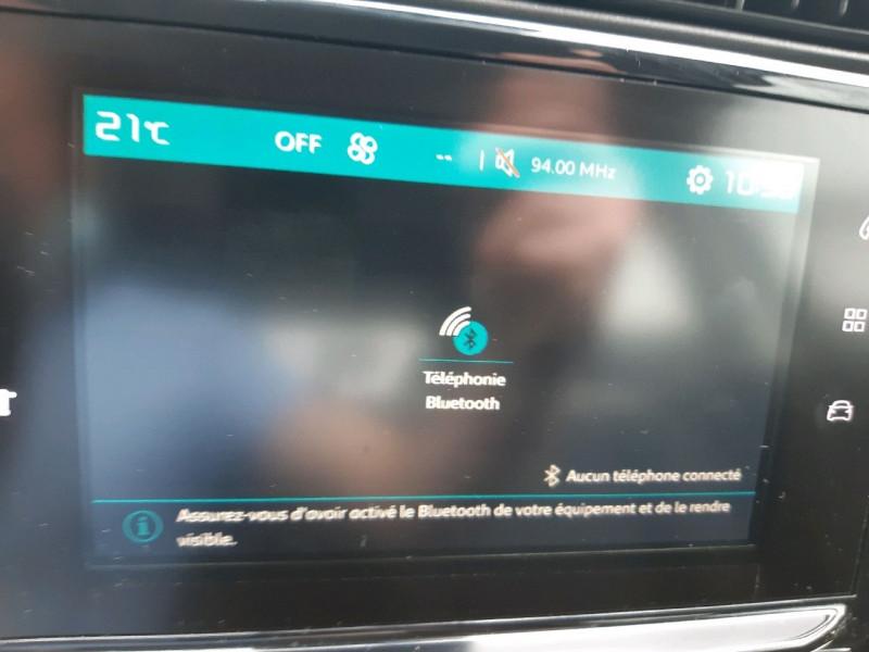 Photo 13 de l'offre de CITROEN C3 AIRCROSS BLUEHDI 120CH S&S FEEL à 15490€ chez Carlyss automobiles Vitré