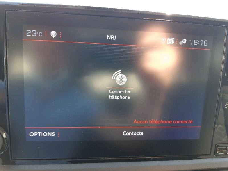 Photo 16 de l'offre de PEUGEOT RIFTER BLUEHDI 130CH S&S STANDARD ACTIVE à 22490€ chez Carlyss automobiles Vitré