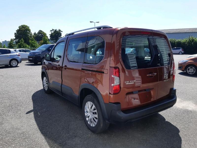Photo 7 de l'offre de PEUGEOT RIFTER BLUEHDI 130CH S&S STANDARD ACTIVE à 22490€ chez Carlyss automobiles Vitré