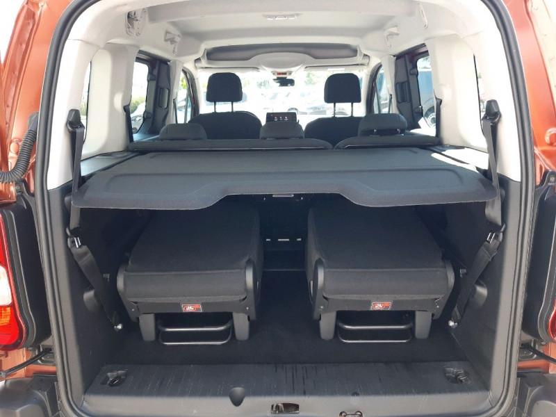 Photo 6 de l'offre de PEUGEOT RIFTER BLUEHDI 130CH S&S STANDARD ACTIVE à 22490€ chez Carlyss automobiles Vitré