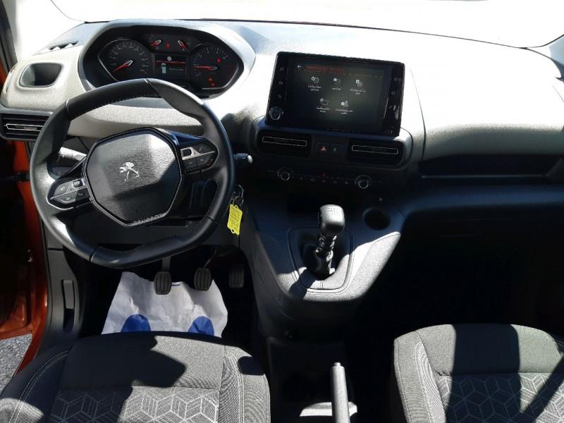 Photo 11 de l'offre de PEUGEOT RIFTER BLUEHDI 130CH S&S STANDARD ACTIVE à 22490€ chez Carlyss automobiles Vitré