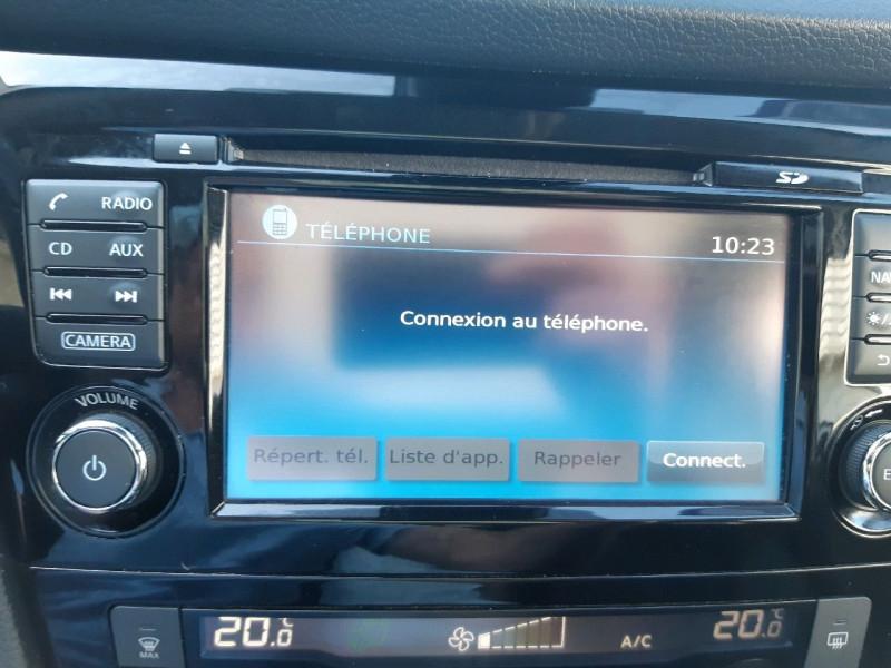 Photo 19 de l'offre de NISSAN QASHQAI 1.5 DCI 115CH N-CONNECTA EURO6D-T à 18490€ chez Carlyss automobiles Vitré