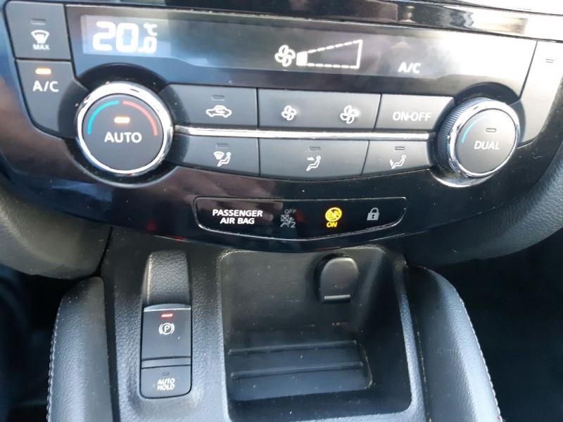 Photo 15 de l'offre de NISSAN QASHQAI 1.5 DCI 115CH N-CONNECTA EURO6D-T à 18490€ chez Carlyss automobiles Vitré