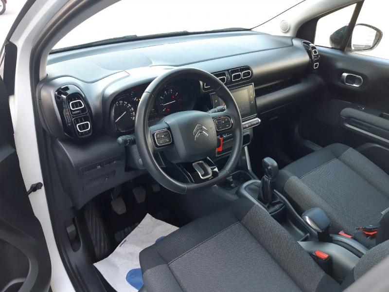 Photo 6 de l'offre de CITROEN C3 AIRCROSS BLUEHDI 100CH FEEL à 12790€ chez Carlyss automobiles Vitré