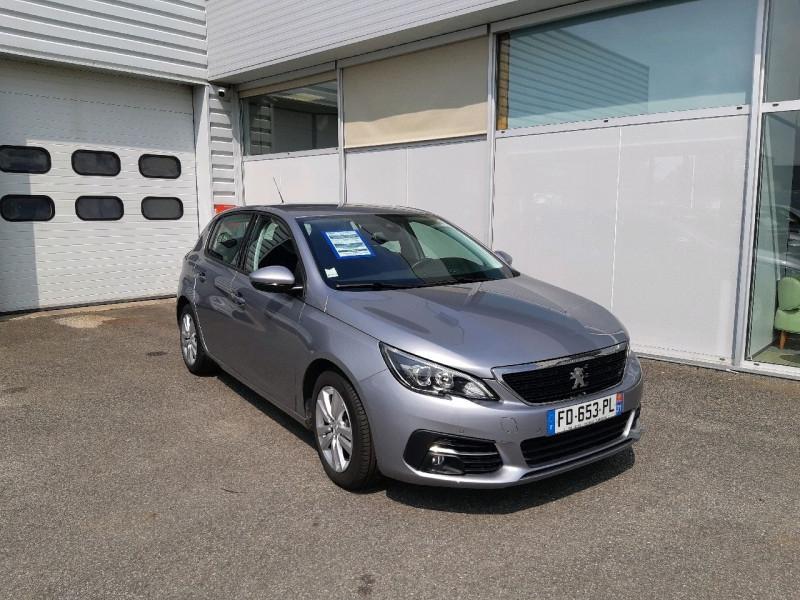 Peugeot 308 1.5 BLUEHDI 100CH E6.C S&S ACTIVE BUSINESS Diesel GRIS ARTENSE Occasion à vendre