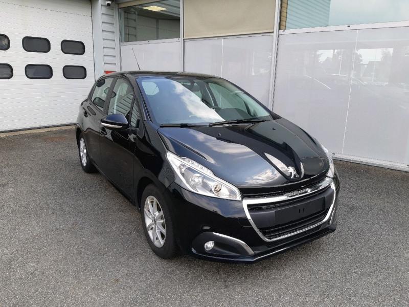Peugeot 208 1.2 PURETECH 82CH ACTIVE 5P Essence NOIRE Occasion à vendre