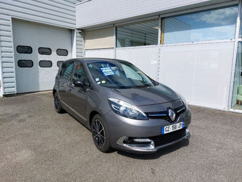 Renault SCENIC 1.6 DCI 130CH ENERGY BOSE ECO² Diesel GRIS F Occasion à vendre