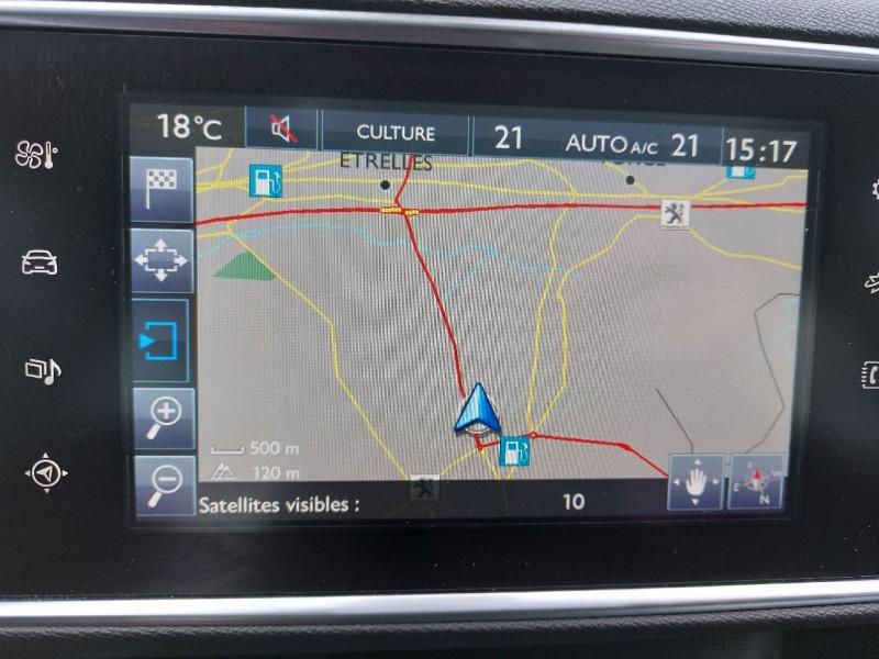 Photo 15 de l'offre de PEUGEOT 308 2.0 BLUEHDI 150CH ALLURE S&S EAT6 5P à 17490€ chez Carlyss automobiles Vitré