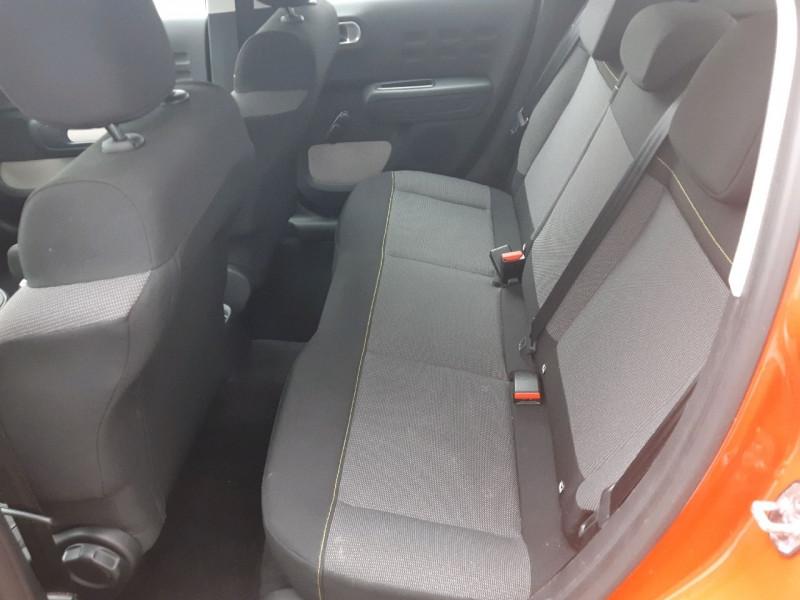 Photo 5 de l'offre de CITROEN C3 PURETECH 82CH FEEL à 10790€ chez Carlyss automobiles Vitré