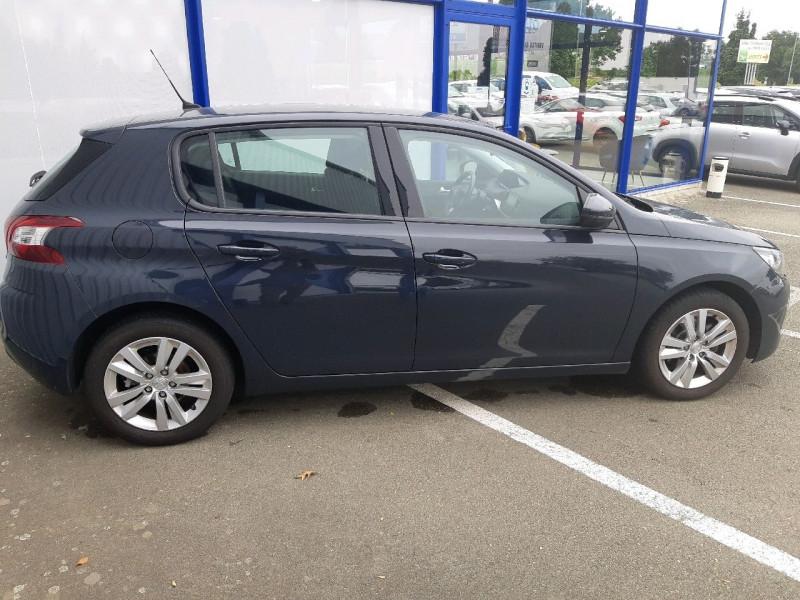 Photo 3 de l'offre de PEUGEOT 308 1.6 BLUEHDI FAP 120CH BUSINESS 5P à 10490€ chez Carlyss automobiles Vitré