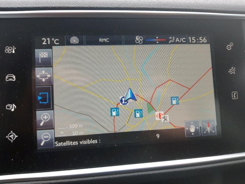 Photo 10 de l'offre de PEUGEOT 308 1.6 BLUEHDI FAP 120CH BUSINESS 5P à 10490€ chez Carlyss automobiles Vitré
