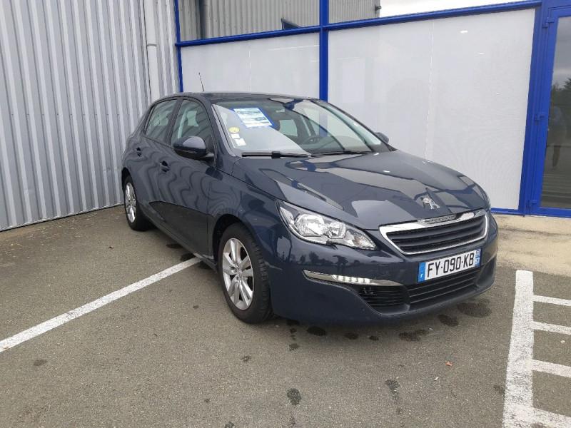 Photo 1 de l'offre de PEUGEOT 308 1.6 BLUEHDI FAP 120CH BUSINESS 5P à 10490€ chez Carlyss automobiles Vitré