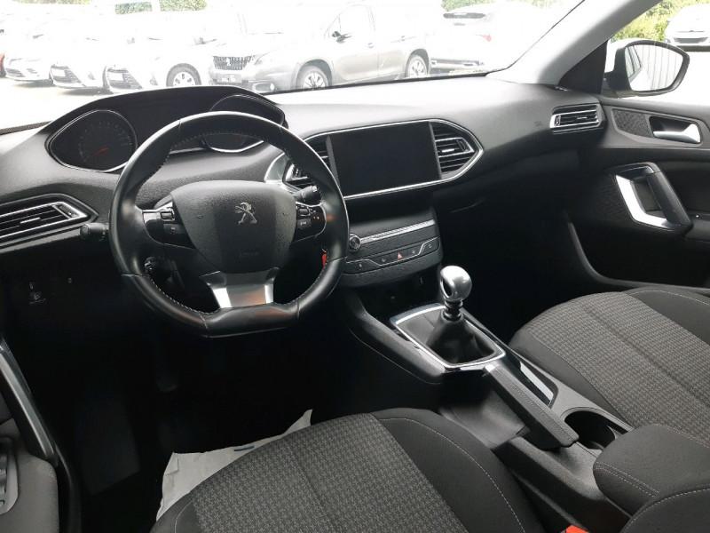 Photo 5 de l'offre de PEUGEOT 308 SW 1.5 BLUEHDI 130CH S&S ACTIVE à 14290€ chez Carlyss automobiles Vitré