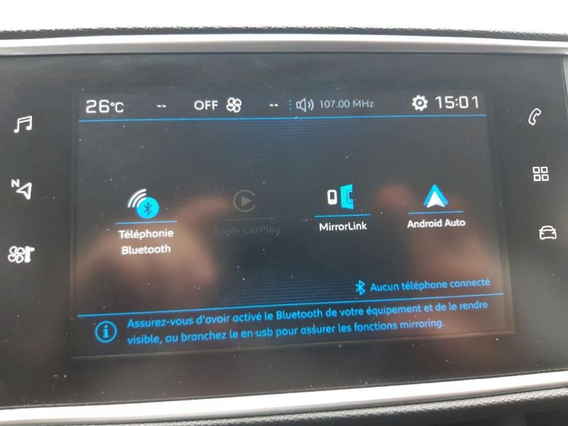 Photo 10 de l'offre de PEUGEOT 308 SW 1.5 BLUEHDI 130CH S&S ACTIVE à 14290€ chez Carlyss automobiles Vitré