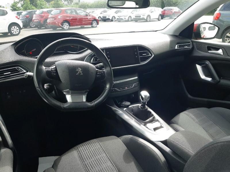Photo 7 de l'offre de PEUGEOT 308 2.0 BLUEHDI 150CH S&S ALLURE à 14790€ chez Carlyss automobiles Vitré